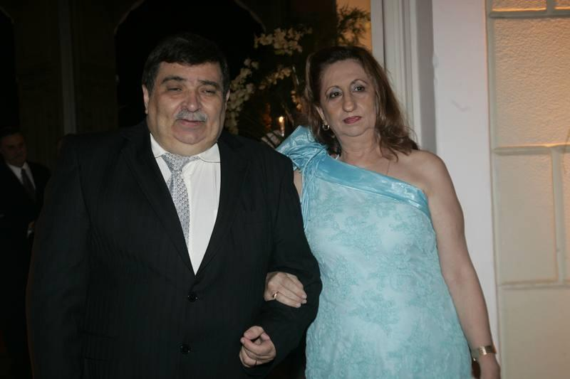 Roberto e Suanir Ribeiro