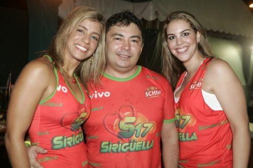 Monica Freitas, Dominguinhos e Sandra Vasconcelos