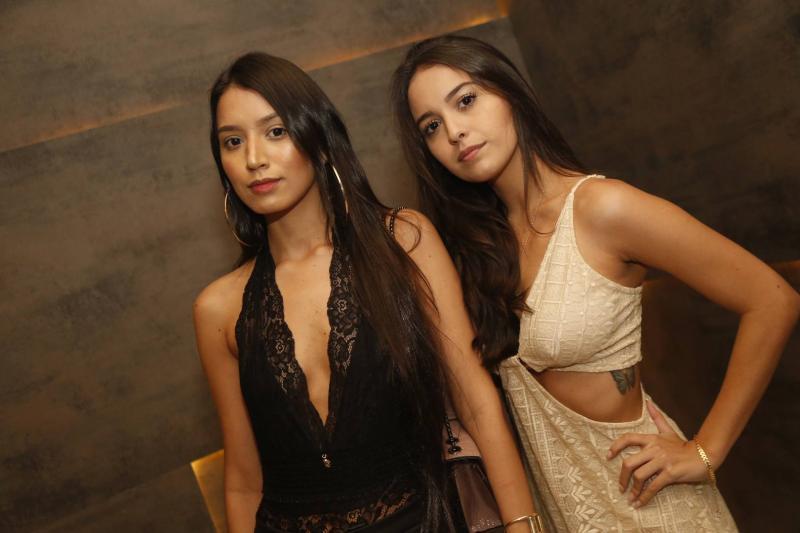 Deivila Rodrigues e Raiane Ramos