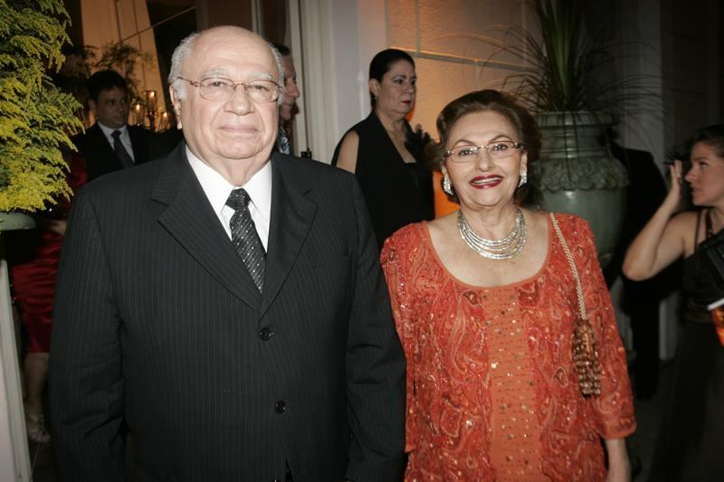 Claudio e Marlis Figueiredo