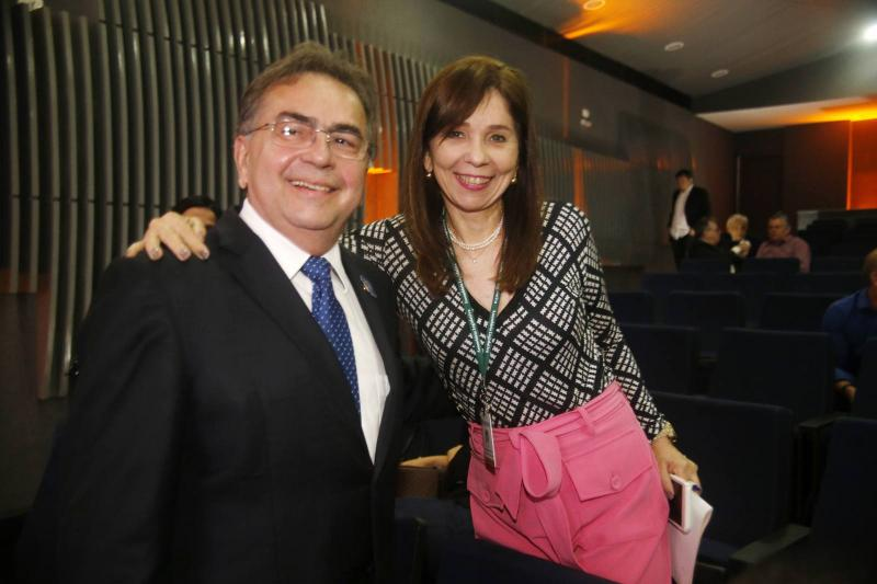 Leonidas Cristino e Carmen Ines