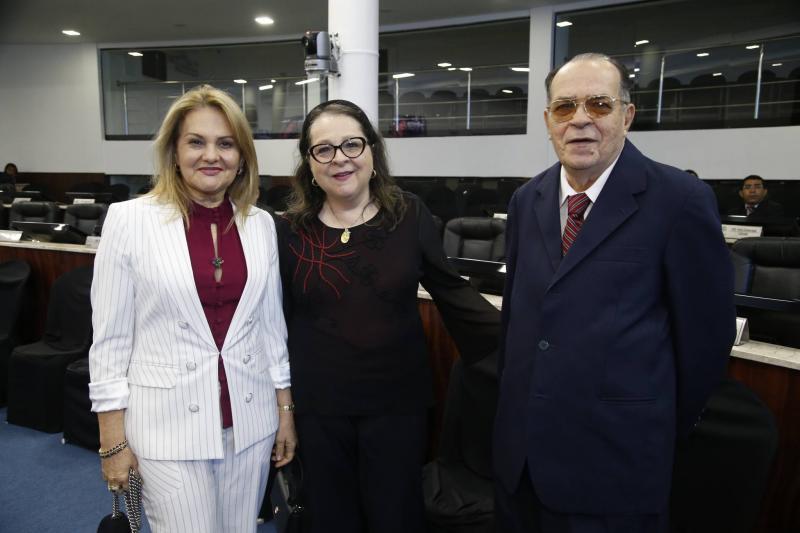 Lenise Rocha, Siglinda e Regis Barroso 2