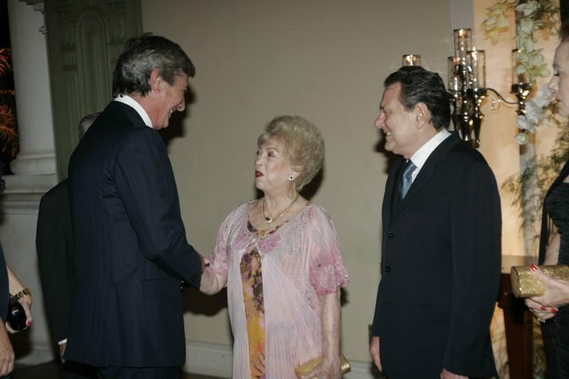 Fernando Color, Yolanda e Ayrton Queiroz