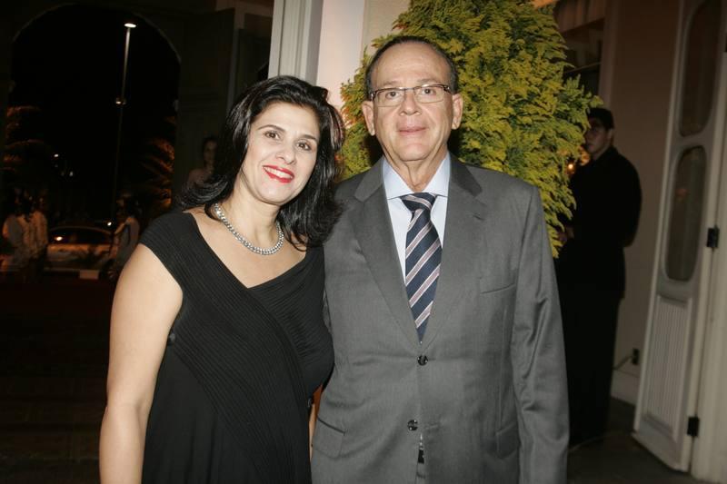 Gina e Sergio Fiuza