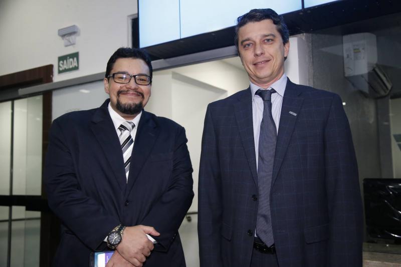 Aurizio Freitas e Andre Siqueira