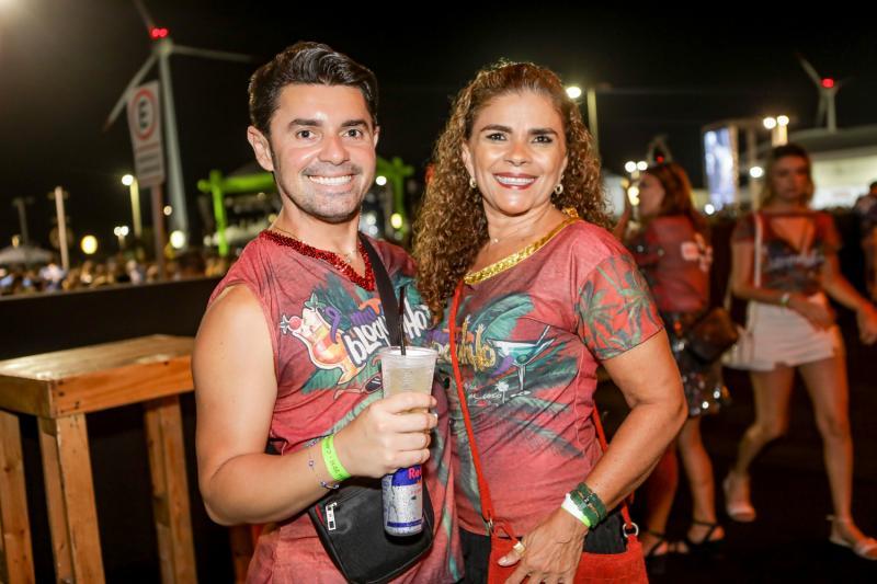 Emilson Silva e Madalena Feijao
