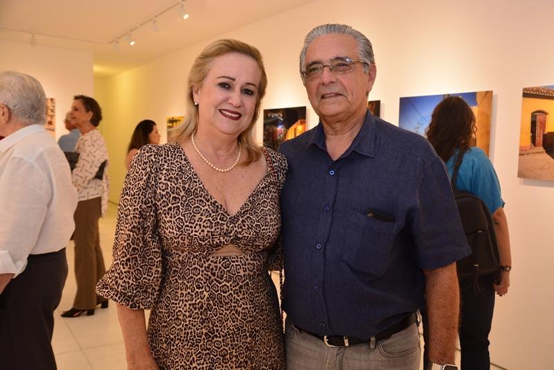 Vera e Luciano Bezerra