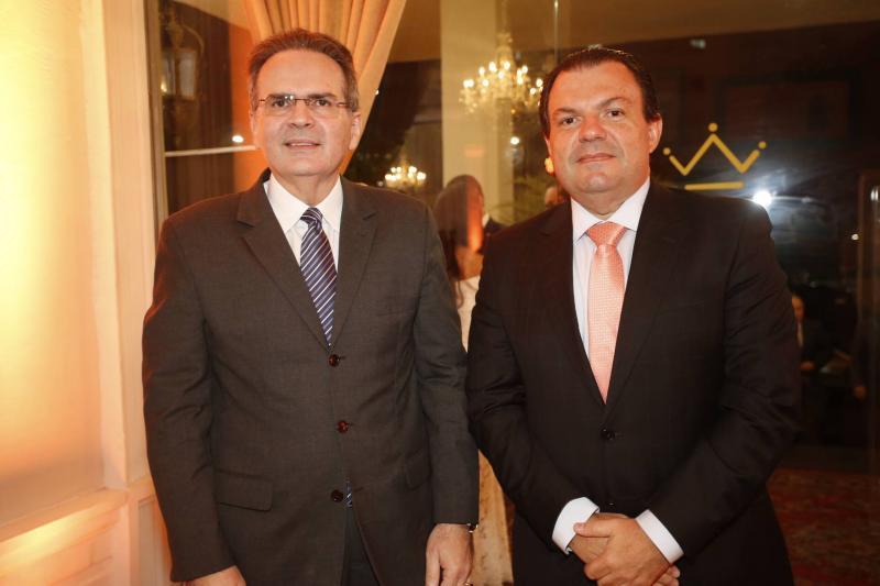 Emanuel Furtado e Fernando Ferrer