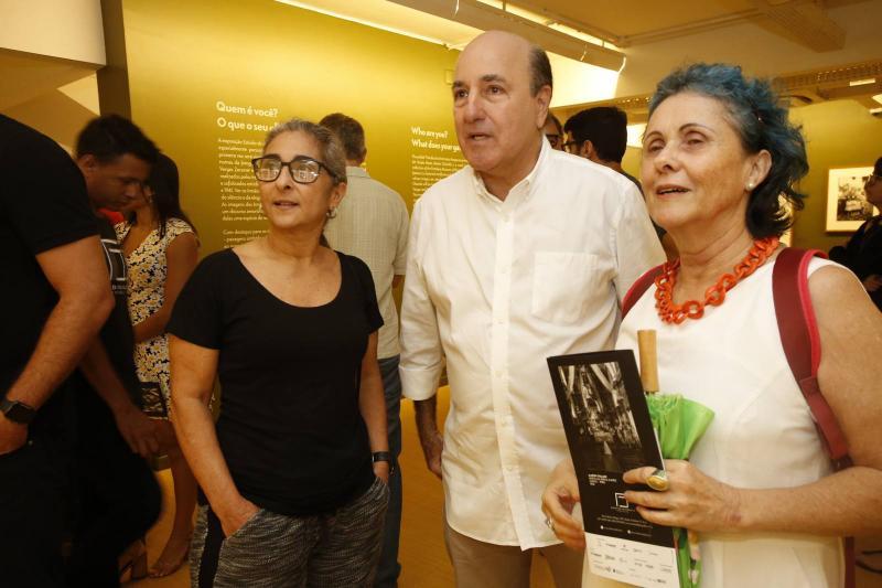 Suzi Costa, Silvio Frota e Diana Pinheiro