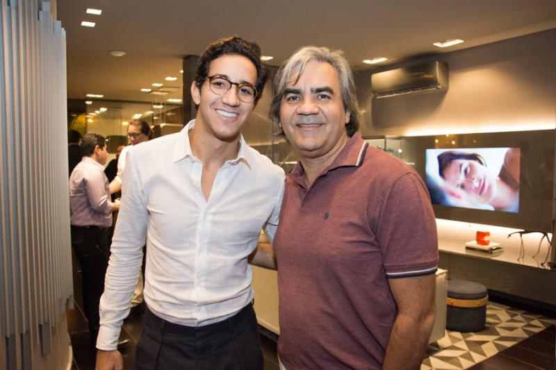 Gabriel Sucupira e Gerardo Mesquita