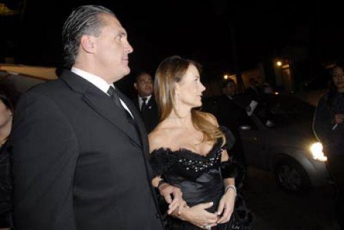 Fabrizio e Denise Fasano.