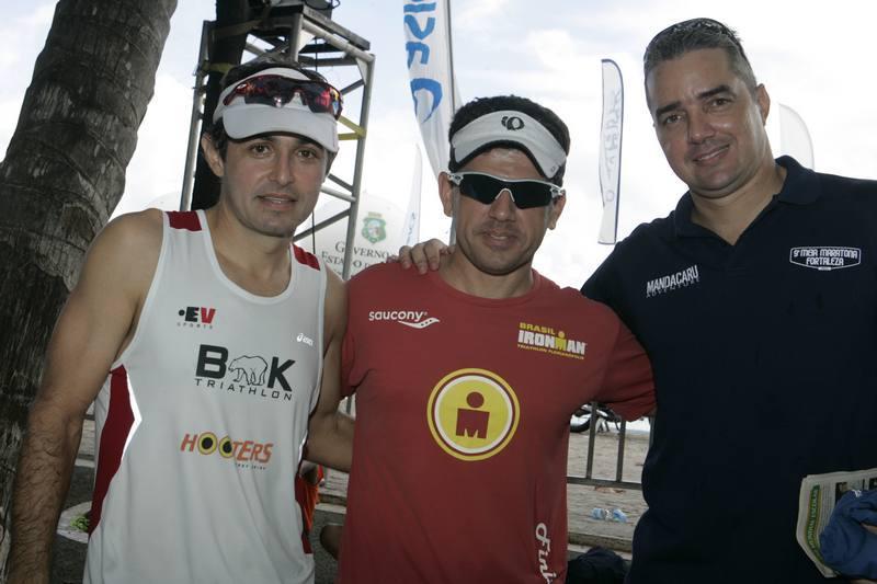 Chicao Cavalcanti, Erick Vasconcelos e Kal Aragao