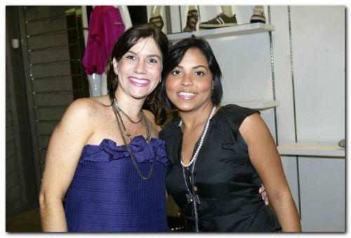 Debora Castro e Lorena Gomes
