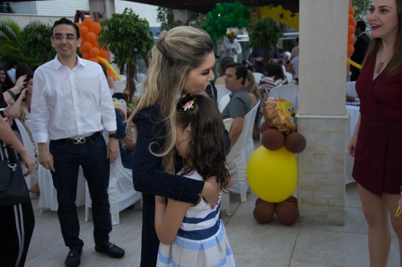 Aniversario de Arthur, Henrique e Maria Beatriz Benevides