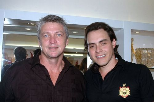 Paulo Albuquerque e Francisco Campelo.