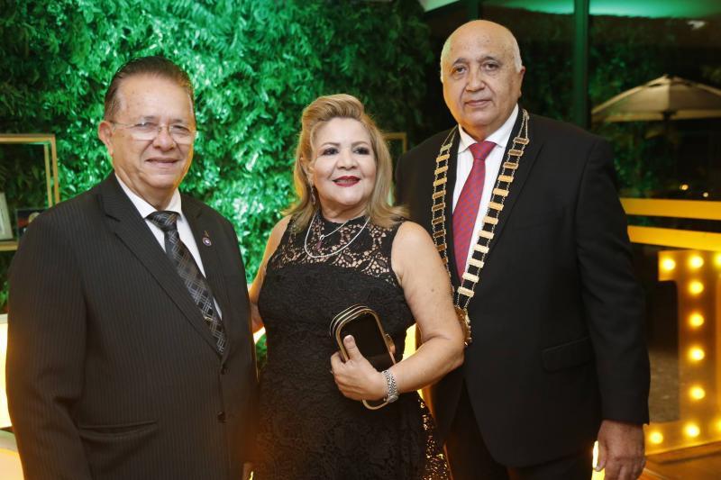 Waldo Silva e Marta Peixe e Epitacio Vasconcelos