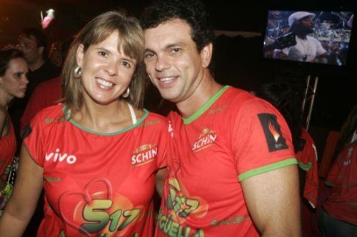 Alessandra e Fred Pinto