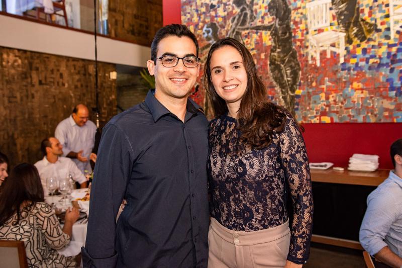 Matheus e Mariah Borges
