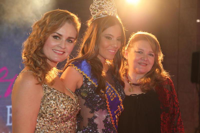 Glaucia Tavares, Isabel Monteiro e Claudia Rebouc?as