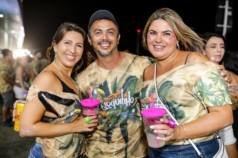 Aurea Barbosa, Erivelton Crizanto e Daniele Fuvero