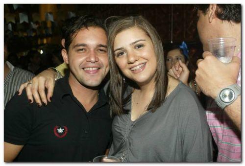 George Lincon e Camila Pimentel