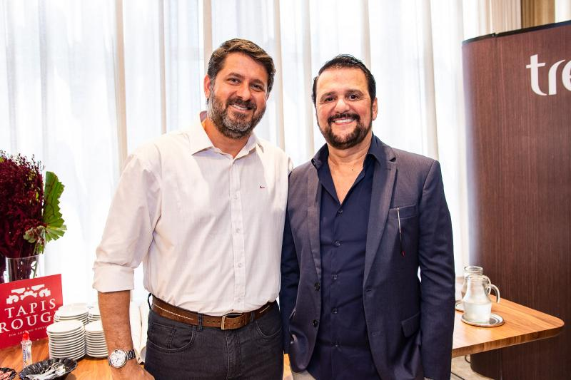 Rafael Rodrigues e Adrisio Camara