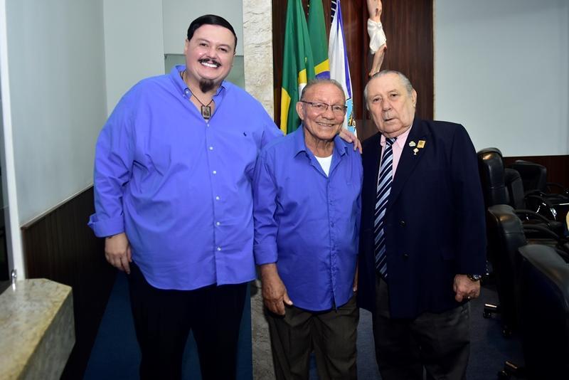 Rodolfo Forte, Joao Bandeira, Idalmir Feitosa