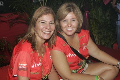 Ester Moraes e Valeria Manarino
