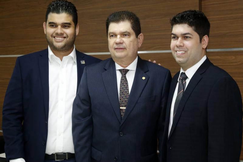 Davi, Mauro Filho e Mauro Benevides Neto 2