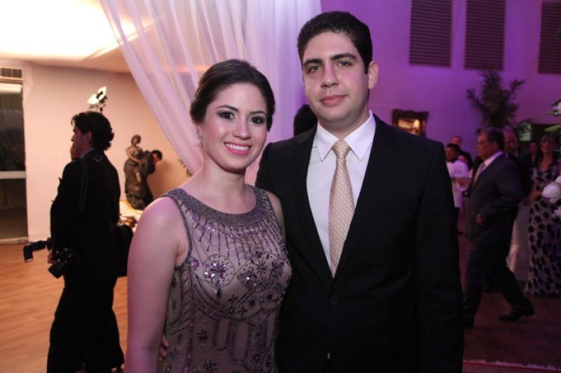 Luciana e Pedro Ary