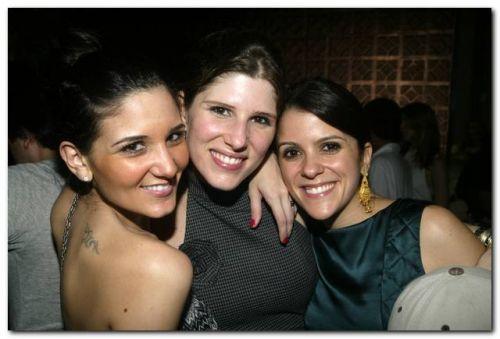Aline Pinho, Uliana e Tatiana Machado