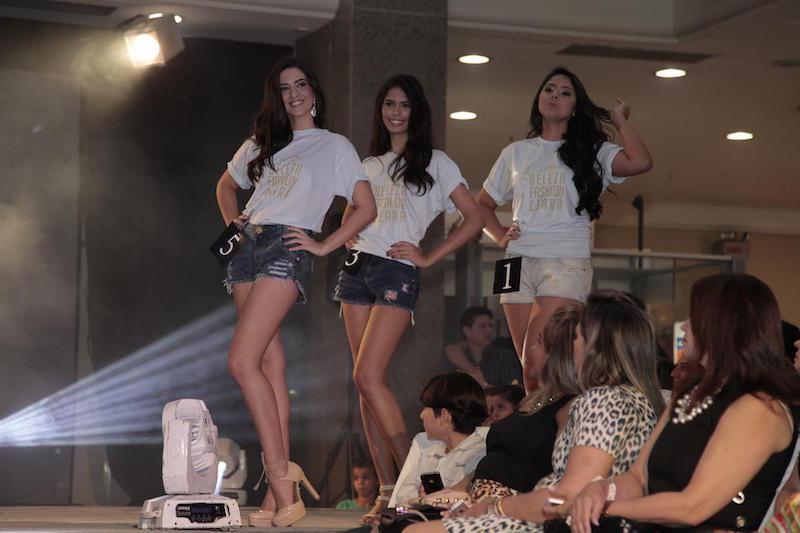 Desfile Beleza Fashion Ceara