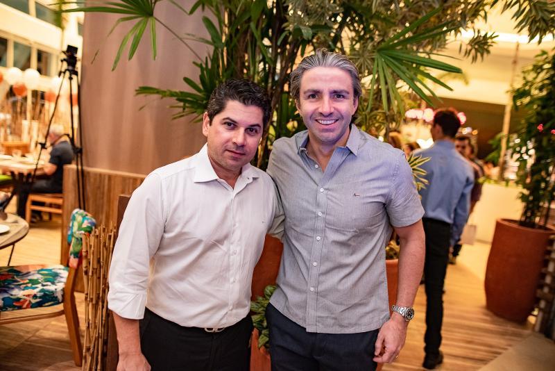 Pompeu Vasconcelos e Fabio Albuquerque