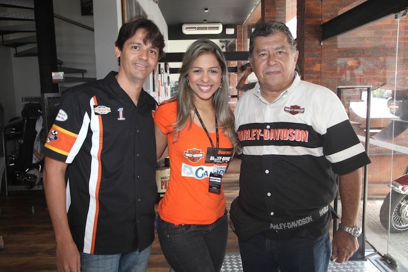Junior Ribeiro, Mayara Rego e Ataide Neto