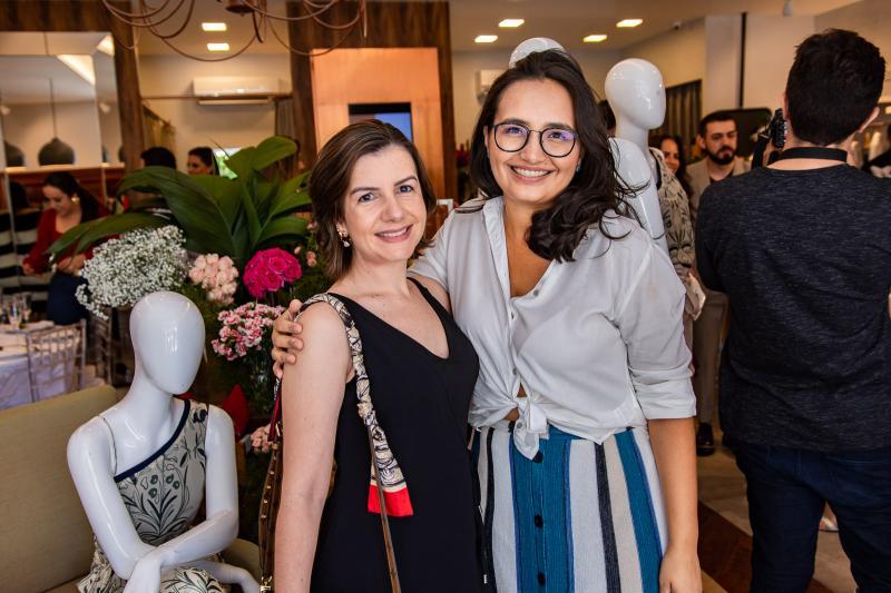 Renata Fontenele e Kaci Amorim