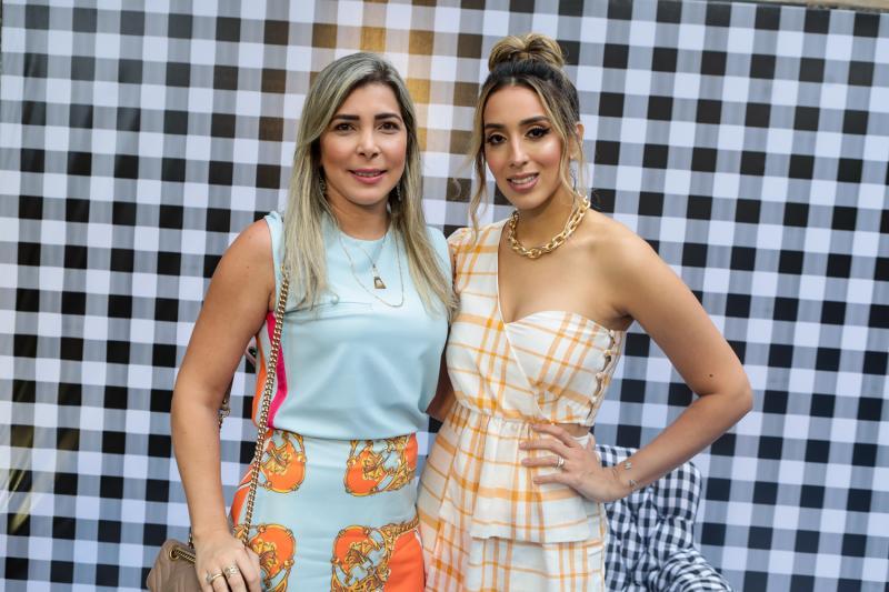 Sara Brasil e Nathalia Ximenes