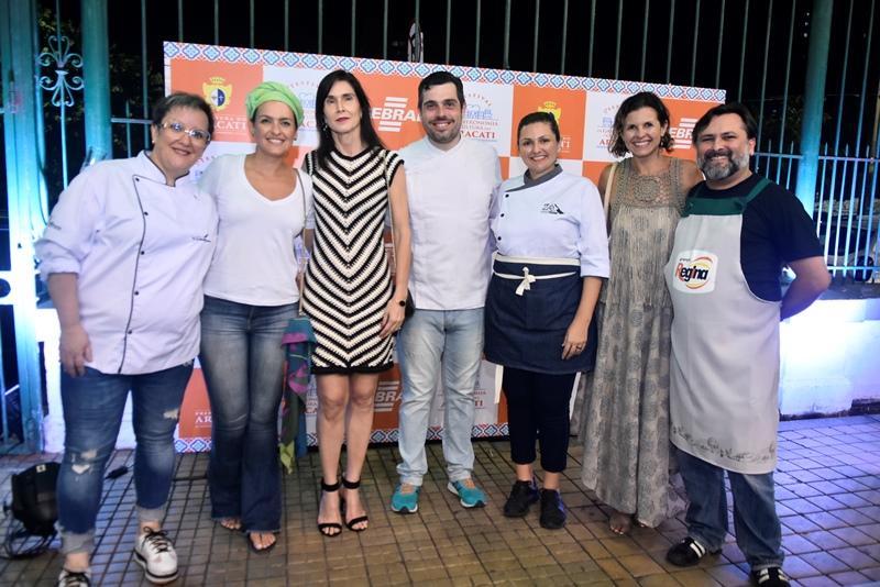 Ana Paula rezende, ,Liliane Pereira, Glaucia Maia, Rodrigo Holanda, JJeanine Gurgel, Denise Pontes, Joao Lima