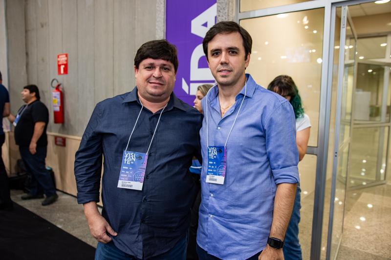 George Lima e Philomeno Neto