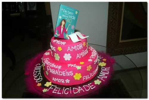 Aniversário de Denise Cavalcante
