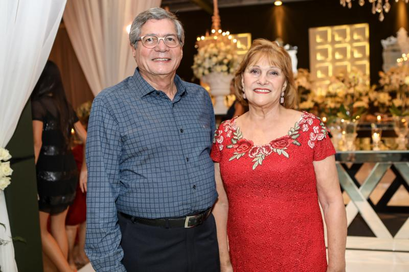 Mario e Reinhilde Lima