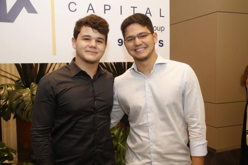Edson IV e Otavio Queiroz