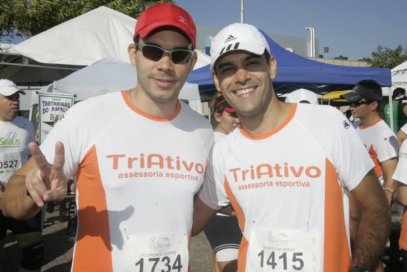 Florencio Gomes e Ricardo Moraes