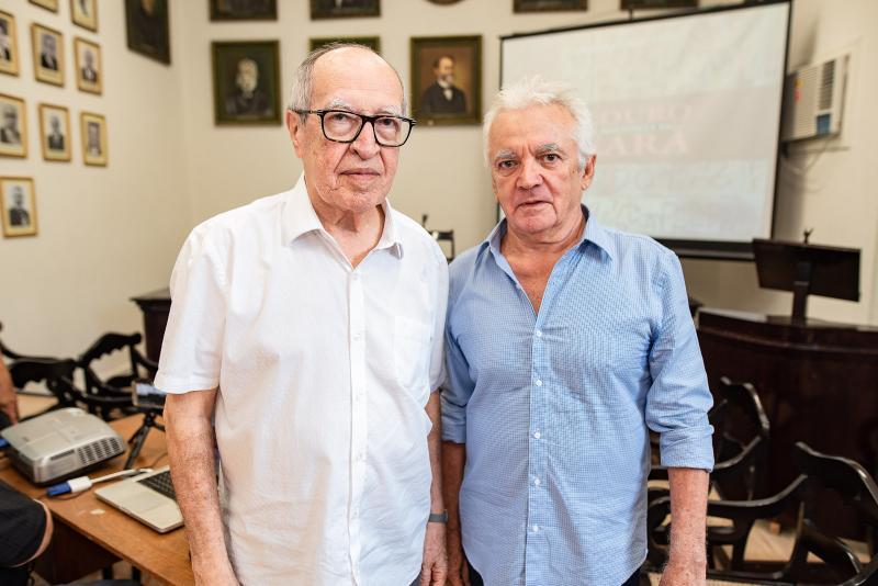 Lucio Alcantara e Candido  Couto