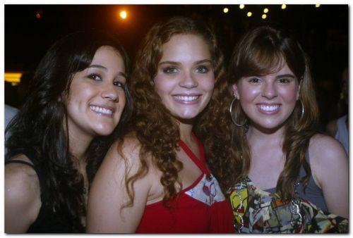 Andrea Coutinho, Naiana e Sofia Pinheiro