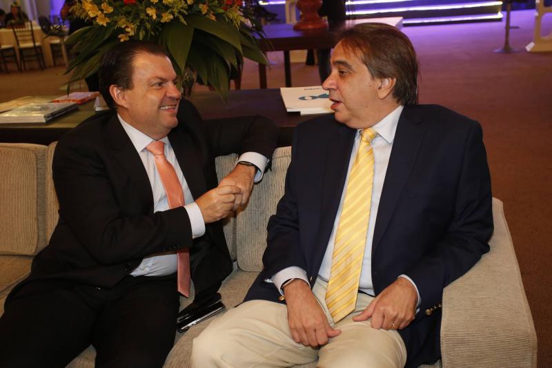 Fernando Ferrer e Carlos Lucena