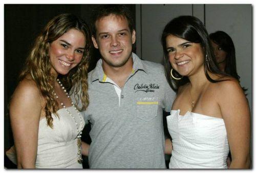 Mariana Furtado, Carlos Carneiro e Liana Cordeiro