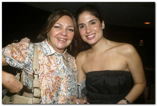 Ana Lourdes e Magaly Porto