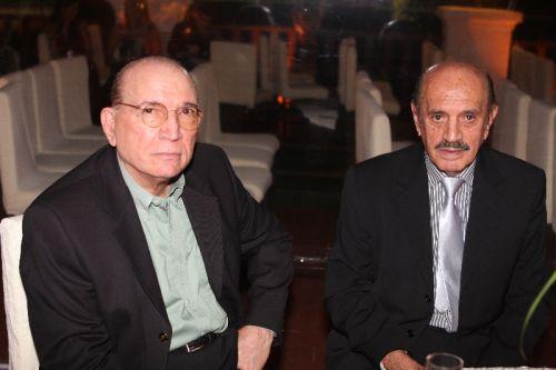 Tarcisio Melo e Etevaldo Nogueira