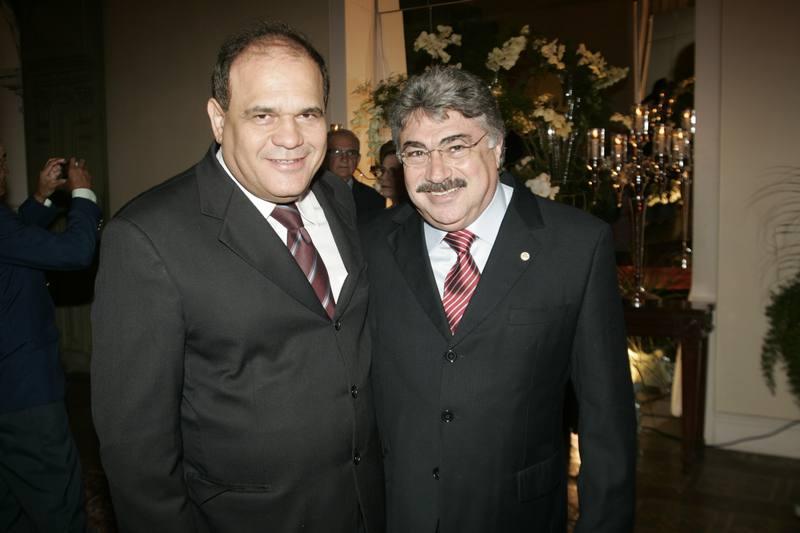 Roberto Moreira e Mairton Lucena