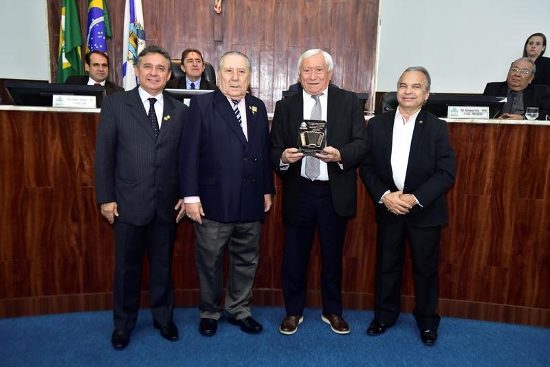 Jose Porto, Idalmir Feitosa, Darival Bringel de Oliveira, Eron Moreira